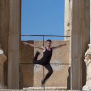 Un danseur syrien a risqué sa vie pour revenir à Palmyre