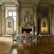 La danse des meubles de Louis XVIII
