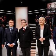 Débat : Le Pen et Macron s'écharpent sur le burkini