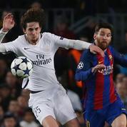 Adrien Rabiot a joué face au Barça avec une infection pulmonaire