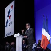 François Fillon veut montrer qu'il est «dans la maîtrise»