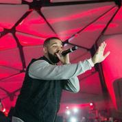 Drake rafle la première place à Ed Sheeran sur Spotify