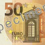 Le nouveau billet de 50 euros arrive dans nos banques