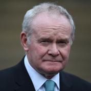 L'ancien vice-premier ministre d'Irlande du Nord Martin McGuinness est mort