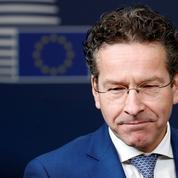 Après ses propos controversés, le patron de l'Eurogroupe refuse de s'excuser