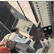 Attentats de Bruxelles: l'hommage du dessinateur belge François Schuiten