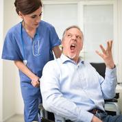 Hausse du nombre d'agressions contre les médecins
