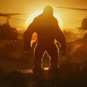 King Kong se cramponne à la première place du Box-office Français