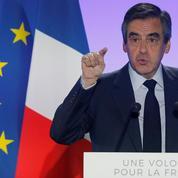 Pour François Fillon, «la seule façon de sauver la gauche, c'est de tuer Fillon»