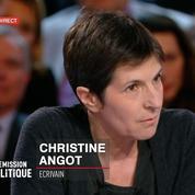 Christine Angot, une romancière sulfureuse qui affectionne les coups d'éclat