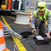 La fibre optique, le chantier français du XXIesiècle