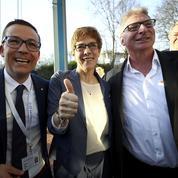 En Sarre, Schulz ne fait pas trembler Merkel