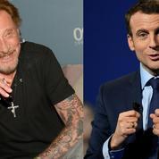 Macron, Fillon, Le Pen ... Découvrez leurs chanteurs préférés