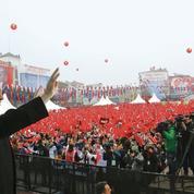Erdogan menace l'Europe de «rupture»