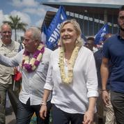 Le Front national parie sur des «surprises» en Outre-mer