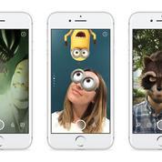 Une mise à jour de l'application Facebook fait perdre 1 milliard de dollars à Snapchat