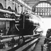 Il y a 50 ans le Redoutable ,premier sous-marin nucléaire français, était lancé