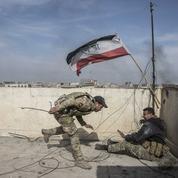 À Mossoul, face aux voitures suicides de Daech