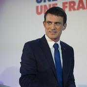 Guerre totale au PS après le soutien de Valls à Macron