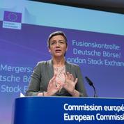 Bruxelles bloque la fusion entre les Bourses de Londres et de Francfort