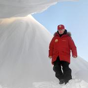 Vladimir Poutine convoite les richesses de l'Arctique