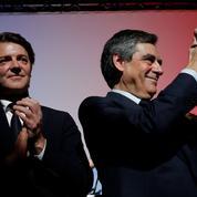 En Bretagne, Fillon veut dépasser les affaires