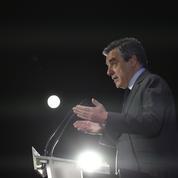 Fillon organise un grand meeting à Paris le 9 avril