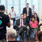 Guyane : les ministres enchaînent visites et rencontres