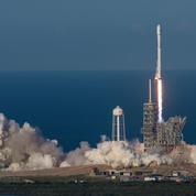 SpaceX réutilise un lanceur pour la première fois