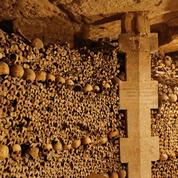 Les Catacombes de Paris réaménagées