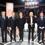 Social: les propositions des cinq principaux candidats à l'élection présidentielle