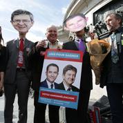 Benoît Hamon et Jean-Luc Mélenchon s'accrochent à l'incertitude