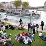 Voilà à quoi ressemblent (désormais) les berges de la Seine à Paris
