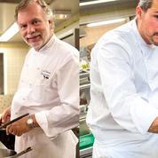 Aux Baux-de-Provence, la cuisine lumineuse d'un duo étonnant