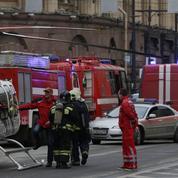 Ce que l'on sait de l'explosion dans le métro de Saint-Pétersbourg