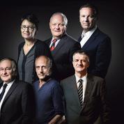 Présidentielle : les «petits» candidats à l'assaut des poids lourds