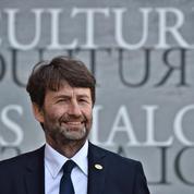 Dario Franceschini: «Le G7 doit s'occuper de culture, pas seulement de finance»
