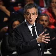 Débat : l'anaphore de Fillon sur le «président exemplaire»