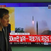 Provocation nord-coréenne avant la rencontre entre Donald Trump et Xi Jinping