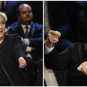 La radicalité de Le Pen et Mélenchon ébranlée par celle des petits candidats