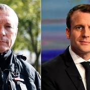 L'ex-patron du Raid rejoint Emmanuel Macron