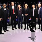 Comment dit-on Le Pen, Macron ou Fillon avec les mains ?