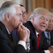 Après les frappes en Syrie, le plus dur commence pour Donald Trump