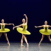 Les danseurs de demain en bonne compagnie