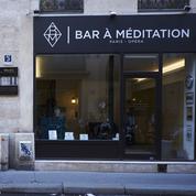 Le premier bar à méditation de Paris