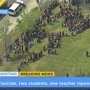 San Bernardino : une fusillade fait deux morts, une enseignante et un enfant