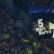 Le défenseur Marc Bartra assure aller «beaucoup mieux»