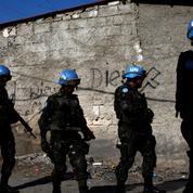 L'ONU met fin à la mission des Casques bleus en Haïti