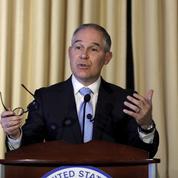 Le patron de l'Agence pour l'environnement américaine veut «sortir» de l'accord de Paris
