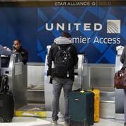 Un passager d'United Airlines piqué par un scorpion en plein vol